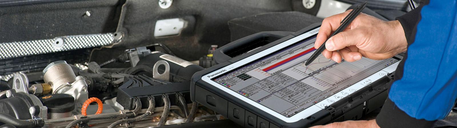 Fahrzeugdiagnose #BMW #Mercedes #elektronik